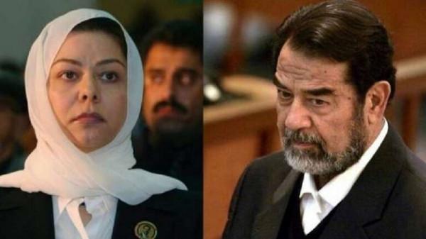 تهنئة للسعودية من رغد صدام حسين