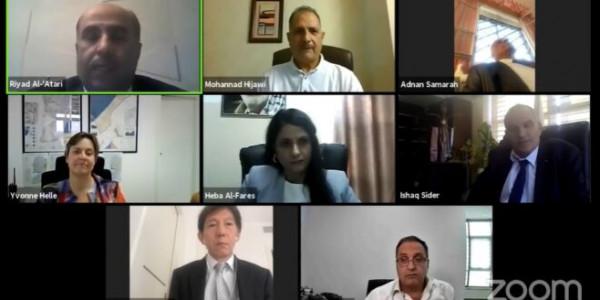 مؤتمر فلسطين التكنولوجي الزراعي يوصي بدعم الرياديين