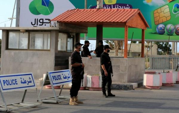 توقيف 72 مواطنًا خرقوا قرار حظر التجوال بغزة