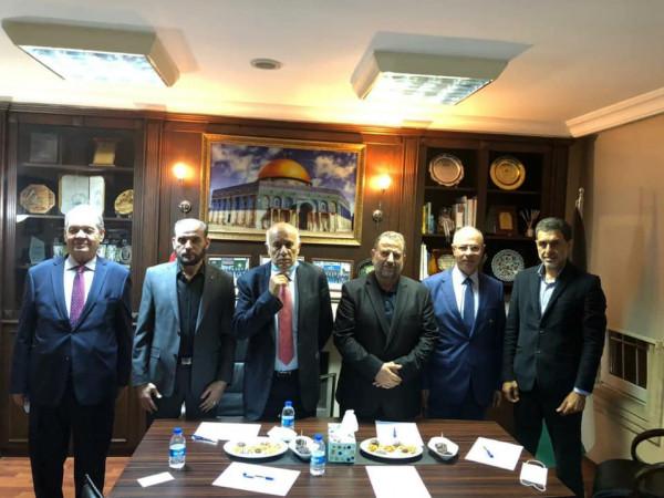 قيادي بحماس: الرؤية المشتركة في إسطنبول ستشكّل بوابة لحل ملفات الانقسام