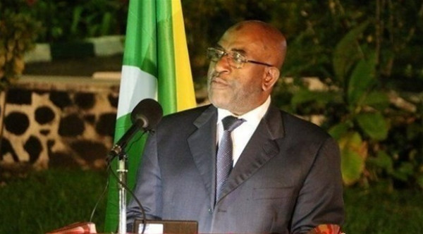 رئيس اتحاد جزر القمر: الشعب الفلسطيني يتعرض لاضطهاد كبير ولا بد من إيجاد حل