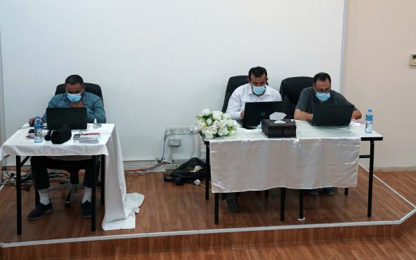 الجامعة العربية الأمريكية تنظم ورشة عمل لمشروع تيسلا