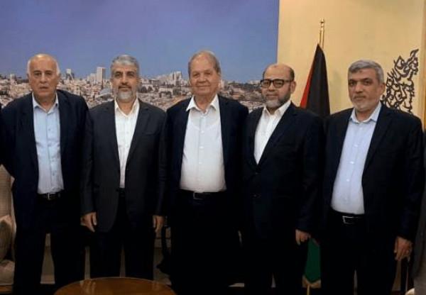 القيادي جرار: ندعو الكل الفلسطيني الى التفاؤل ودعم جهود الوحدة