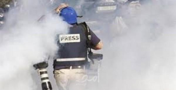 التجمع الإعلامي الديمقراطي يطالب بتوفير الحماية الدولية للصحفيين الفلسطينيين
