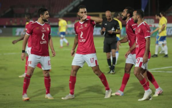 رغم حسم اللقب.. الأهلي يواصل انتصاراته بالدوري المصري