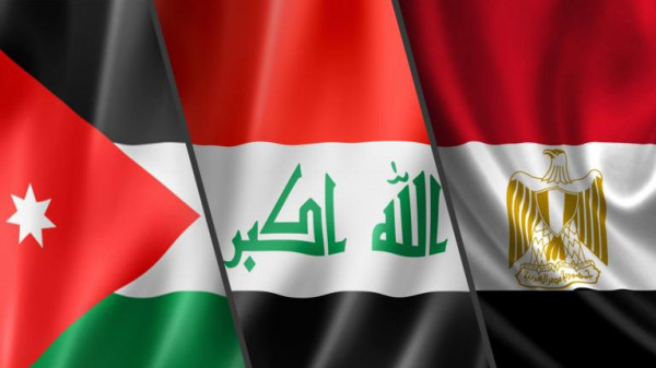 العراق يكشف عن تفاهمات لفتح خط بري مع مصر عبر الأردن