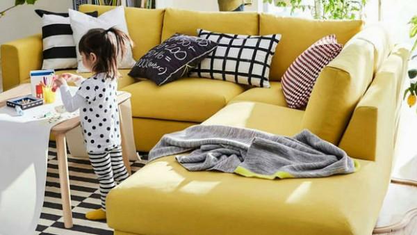 جربي الأريكة الرُكنة لتجديد ديكور منزلك وهذه نصائح لاختيارها