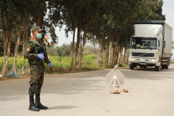 طوباس: تسجيل إصابة جديدة بفيروس (كورونا) بالفارعة و13 حالة تعافٍ