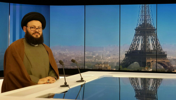 الحسيني: إيران أسقطت المبادرة الفرنسية