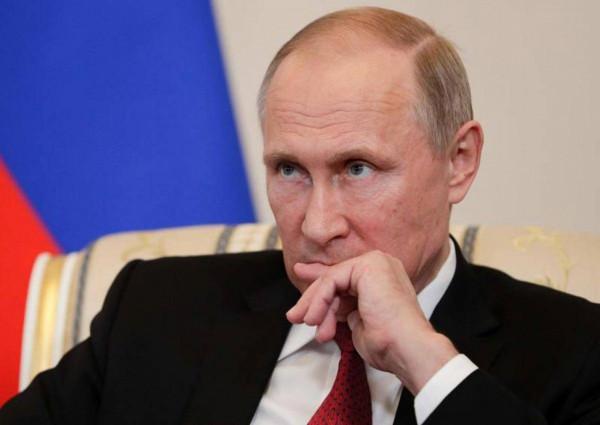 بوتين: روسيا تعزز إمكانات الصناعة النووية