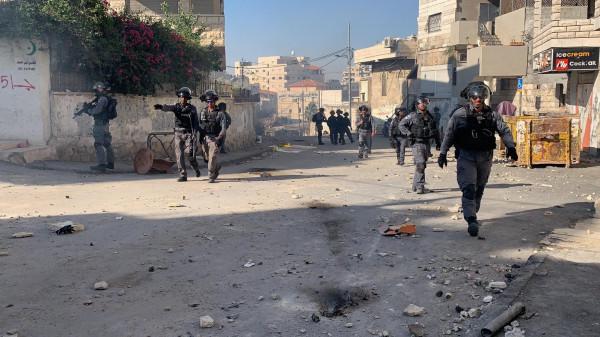 مستوطنون يعتدون على المواطنين جنوب القدس