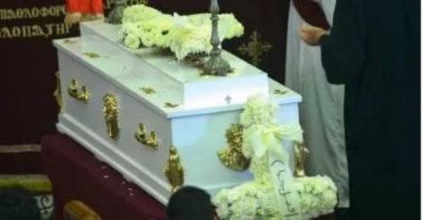 """شاهد: الصور الأولى من جنازة """"المنتصر بالله"""""""