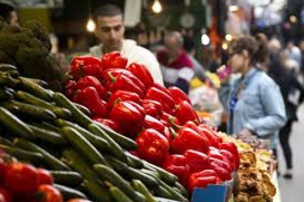 الإحصاء: إرتفاع في أسعار المنتج خلال شهر آب