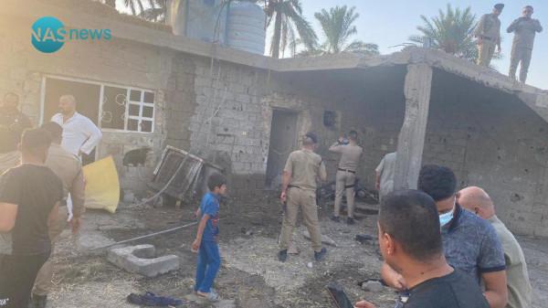 العراق: مقتل مدنيين جراء سقوط قذيفة كاتيوشا على مبنى سكني قرب مطار بغداد