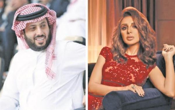 شاهد: للمرة الثانية.. أنغام تكشف تفاصيل تعاونها مع تركي آل الشيخ