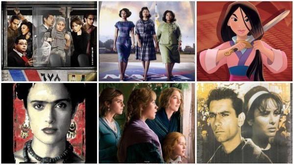 أفضل 13 فيلم لتدعيم وتمكين المرأة في المجتمع عليك مشاهدته