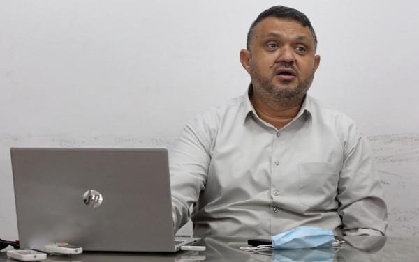 دياب الجرو: سيتم الإفراج عن الصياد ياسر الزعزوع بعد الانتهاء من المتابعة الصحية له