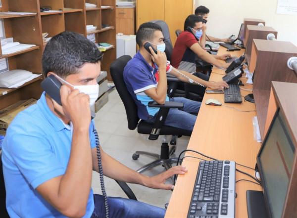 الصحة: تلقيّنا أكثر من 68 ألف اتصال منذ انتشار (كورونا) بغزة