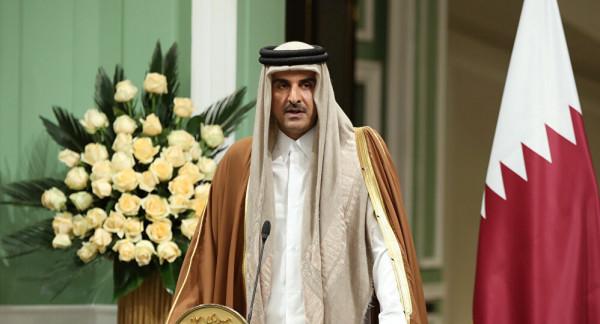 أمير قطر يدعو رئيسي أذربيجان وأرمينيا إلى التهدئة والحوار