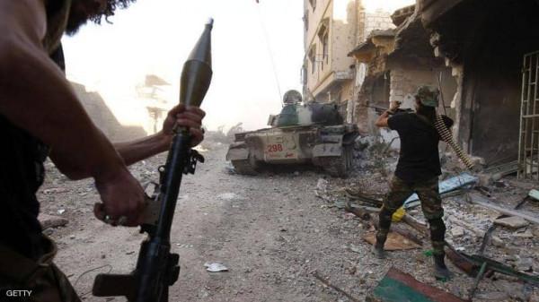 """""""محادثات الغردقة"""" تدعو للإسراع بفتح خطوط المواصلات الليبية"""