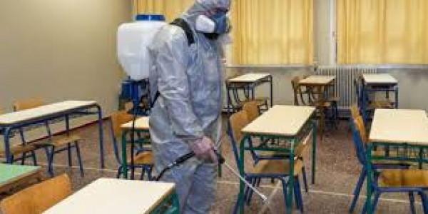 نابلس: إغلاق الصفوف الابتدائية بمدرسة ياصيد بعد إصابة ثلاثة معلمين بـ (كورونا)