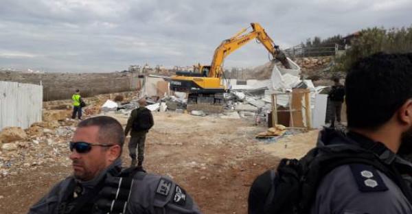 حماس تُعلق على تقرير (أوتشا) حول عمليات الهدم بالضفة