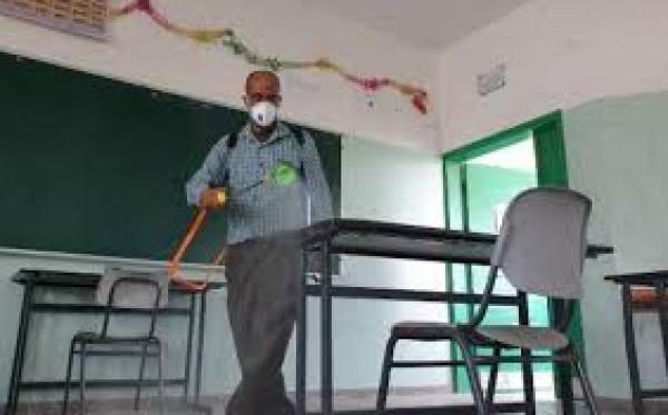 إغلاق مدرسة اساسية في سلفيت عقب اكتشاف إصابة بـ(كورونا)