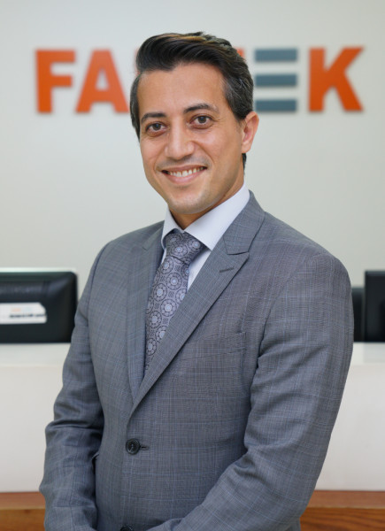 فارنك تعين خلدون أبوروك مديراً جديداً لاستراتيجية الأعمال