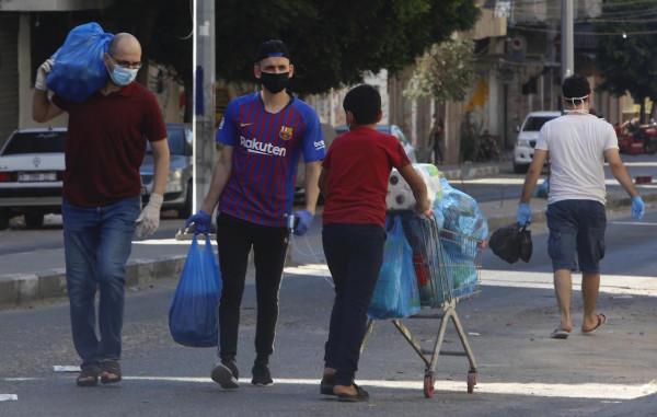 بلدية غزة: قدمنا خطة للتعايش مع تفشي فيروس (كورونا) لوزارة الحكم المحلي