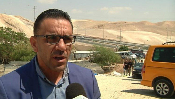 سلطات الاحتلال تستدعي محافظ القدس عدنان غيث للتحقيق معه