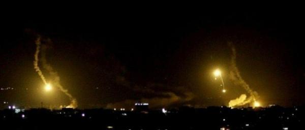فيديو.. داخلية كردستان: ستة صواريخ أُطلق على محيط مطار أربيل