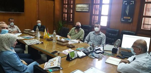 هيئة المطاعم: تشكيل لجنة مشتركة مع بلدية غزة لدعم القطاع السياحي