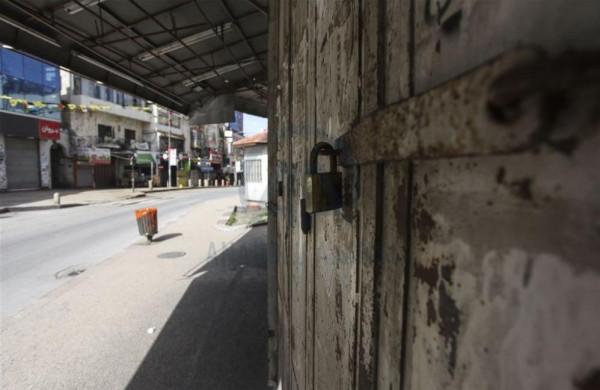 جنين: إغلاق قرية الطيبة ثلاثة أيام بسبب ارتفاع الإصابات بفيروس (كورونا)