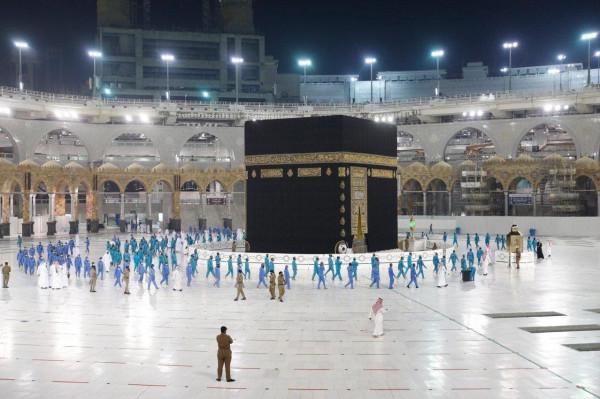السعودية تكشف آلية الوصول للمسجد الحرام وتجربة افتراضية لمناسك العمرة
