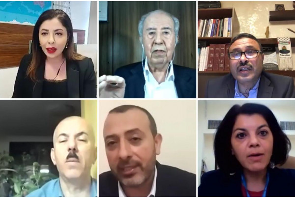 """الهيئة 302 تعقد ندوة حول """"الأونروا والأهمية السياسية والإنسانية لقضية اللاجئين الفلسطينيين وحقهم بالعودة"""""""