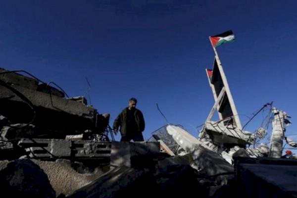 حرية يُدين استمرار وتصاعد سياسية هدم المنازل في الضفة الغربية