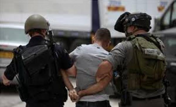 الاحتلال يعتقل شابًا من بلدة العيسوية