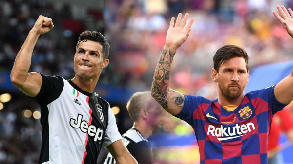 من جديد.. رونالدو وميسي وجهًا لوجه في دوري أبطال أوروبا