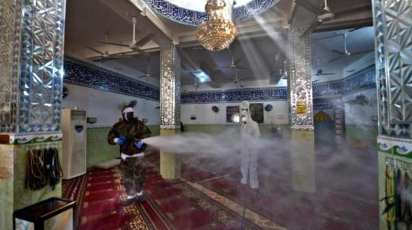 """""""الأوقاف"""" بغزة: ترتيبات لإعادة فتح المساجد وفق البروتوكول الصحي"""