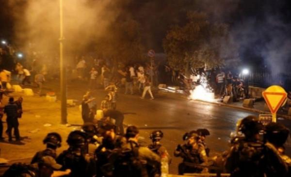 نابلس: إصابة مواطن برصاصة بالرأس خلال مواجهات مع الاحتلال في سبسطية