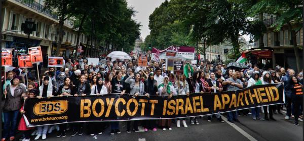 حركة المقاطعة BDS: فعاليات متواصلة بوجه التطبيع