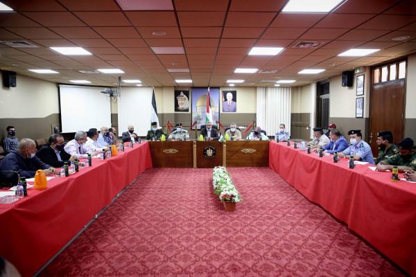 اللجنة العليا للعلاقات العامة بالمؤسسة الأمنية تنظم لقاءات وجولات بطولكرم وعدد من المؤسسات