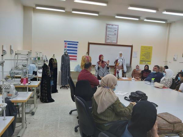 """ثقافة طولكرم تحيي يوم التراث بعنوان """"أزياؤنا الشعبية.. الثوب الأبيض الردن"""""""