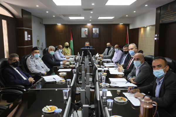 مجلس التنظيم الأعلى يقر التسهيلات للأبنية في مناطق شمال الأغوار