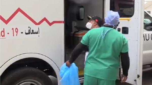 شاهد: نجم الزمالك يدخل بمشادات مع أطباء مغاربة ويرفض النزول من سيارة الإسعاف