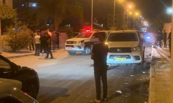 جلجولية: إصابة شابين في جريمة إطلاق نار