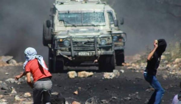 قلقيلية: إصابة ثلاثة شبان أحدهم برصاص الاحتلال خلال مواجهات ببلدة كفر قدوم