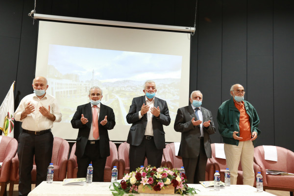 """""""القدس المفتوحة"""" تعقد الاجتماع نصف السنوي الرابع للهيئة العامة بمبنى فرع نابلس"""