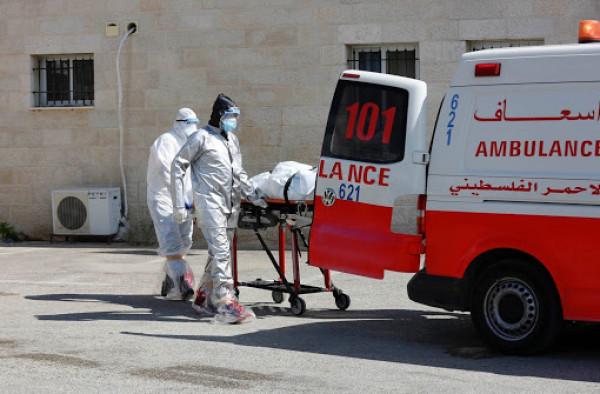 خمس وفيات و389 إصابة جديدة بفيروس (كورونا) في الضفة وغزة
