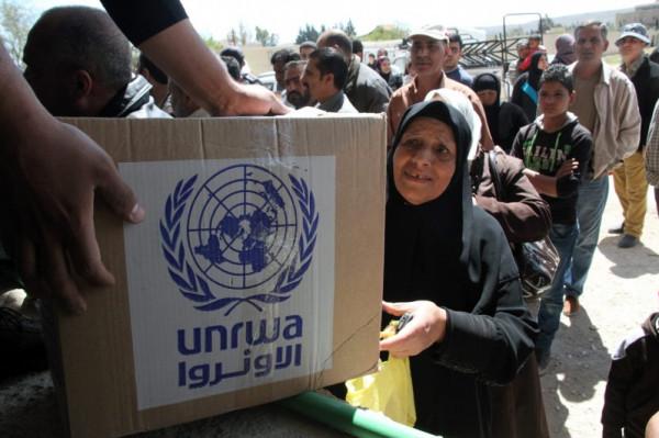 (أونروا) تُعلن الفئات المستثناة من توزيع الكابونات الغذائية بقطاع غزة